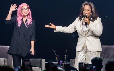 Lady Gaga parle de santé mentale avec Oprah Winfrey